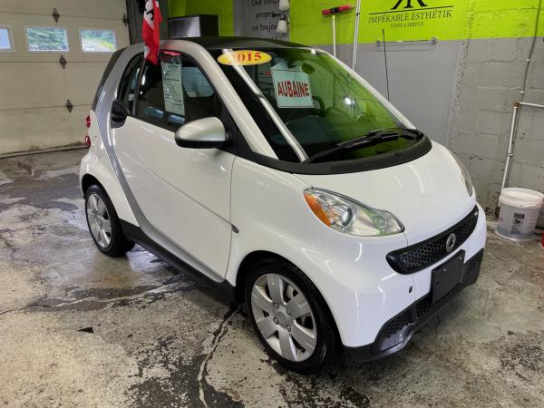 Smart Fortwo-Pure